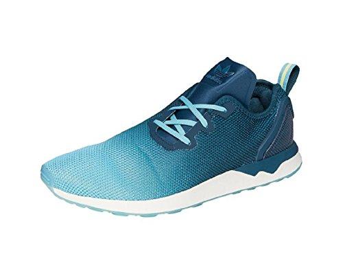 Basket adidas Originals ZX Flux ADV - Ref. S79054 blue/türkis
