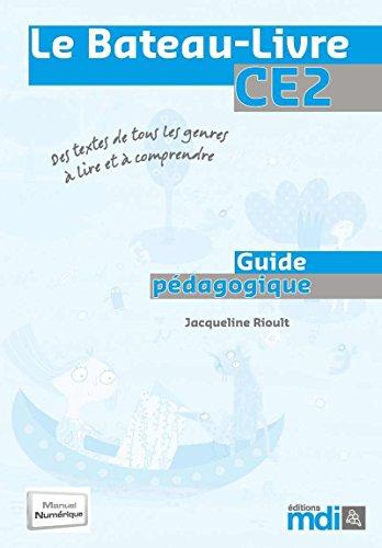 Guide pédagogique Bateau-Livre CE2