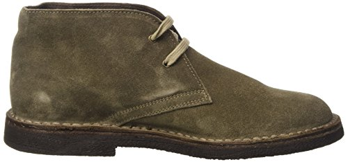 Lumberjack Beat, Baskets Hautes Homme Beige (Cn002 Taupe)