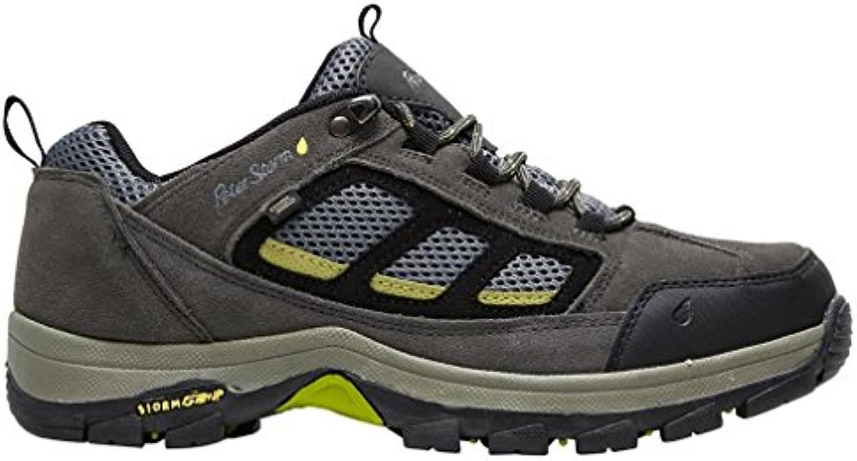 Peter Storm Botas Para Caminar Para Hombre Camborne Low Walking Shoe Grey, Gris, 46