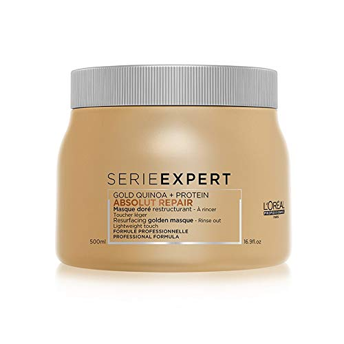 L\'oreal Expert Professionnel Absolut Repair Gold Golden Mask 500 ml - 1 Stück