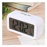 Best Digital Alarm Clock - Bincy Smart Digital Alarm Clock with Automatic Sensor Review