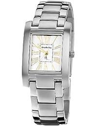 Orphelia OR22270628 - Reloj de pulsera mujer, acero inoxidable, color plateado