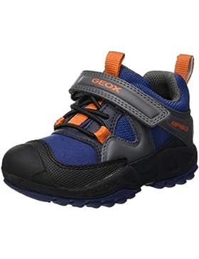 Geox J New Savage Boy B ABX C, Zapatillas para Niños