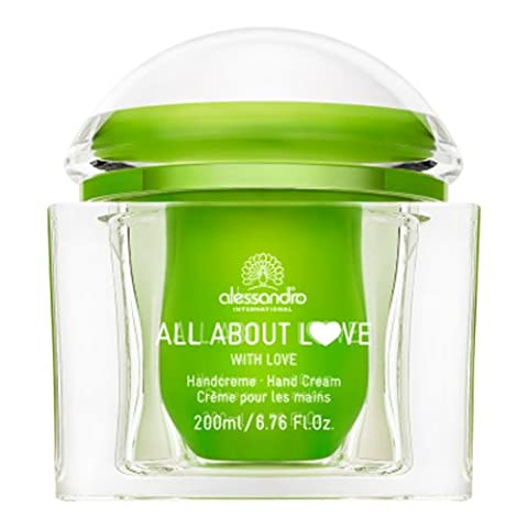 Alessandro International: Handcreme With Love! (200 ml)
