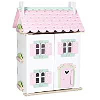 Le Toy Van Wooden Sweetheart Cottage Doll
