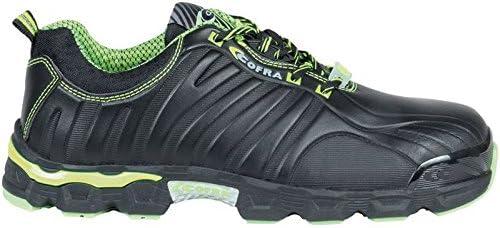 ' Cofra je031 – 000.w43 Zapatos de seguridad sbatt S3 ESD SRC tamaño 43 verde 1 verde