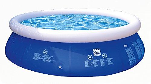 Happy People 77774 Quick Up Pool, blau