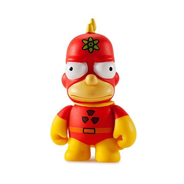 Kidrobot The Simpsons 25th Anniversary Mini Series 3-inch Figure - Radioactive Man by Kidrobot 1