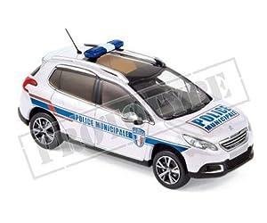 Norev NV479821 Peugeot 2008 - Policía Municipal, 1:43 2013