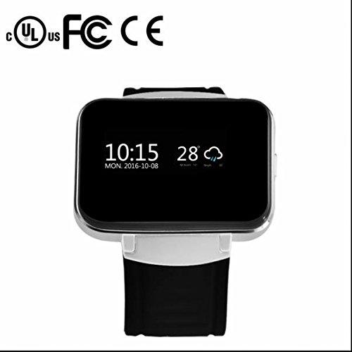 Outdoor Fitness Sport Armbanduhr, Blutdruck Messen, Herzfrequenz Monitor Sport Herzfrequenz Monitore, Sleep Monitor, kraftvolle, helle Handgelenk, tragbar Wasserdicht Activity Tracker Schrittzähler für Android und IOS