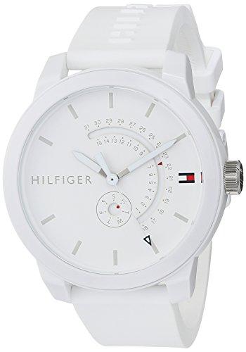 Tommy Hilfiger Reloj Analógico Blanco