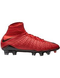 promo code 75868 2d33c Nike Hypervenom Phantom III DF Fg, Scarpe da Calcio Unisex – Bambini
