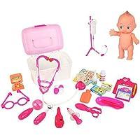 Arzt Spielzeug Medizin-Schrank-Sets für Kinder Kinder Doktor Kit/ Rollenspiel?F preisvergleich bei kleinkindspielzeugpreise.eu