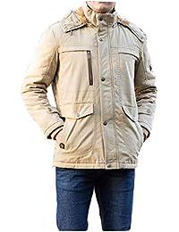 5e369d176d Amazon.it: mantello dei - Beige / Giacche e cappotti / Uomo ...