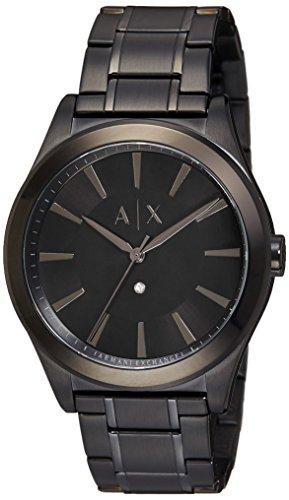 reloj armani exchange ax2603 para caballero gris