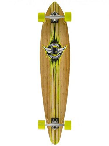 Mindless Maverick II Longboard - 46 inch - Bambus-longboard Skateboard