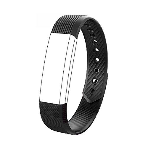 endubro Ersatzarmband für YG3 | ID115 Fitness Tracker & viele weitere Modelle aus hautfreundlichem TPU & nickelfreiem Verschluss