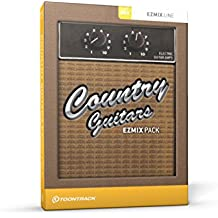 ToonTrack Country Guitars EZmix Pack (Downl