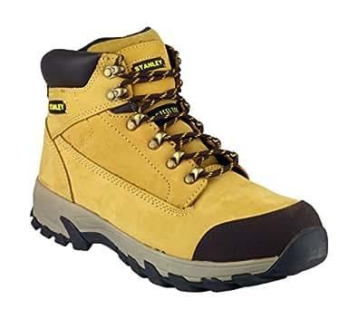 Stanley , Chaussures de sécurité pour homme 41.5 - Beige - Miel, 44