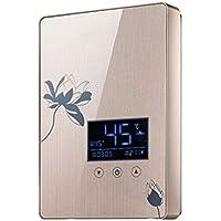 Calentador de agua Calor rápido Calentamiento doméstico Frecuencia Conversión Termostato Agua caliente Tesoro