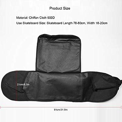 Grist CC Skateboard Rucksack Backpack Skateboardtasche 81 * 21 cm / 32 * 8 In