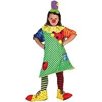 Atosa - Disfraz Payasa, 10 a 12 años (6758)