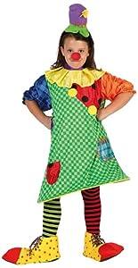 Atosa Disfraz Payasa, 10 a 12 años (6758)