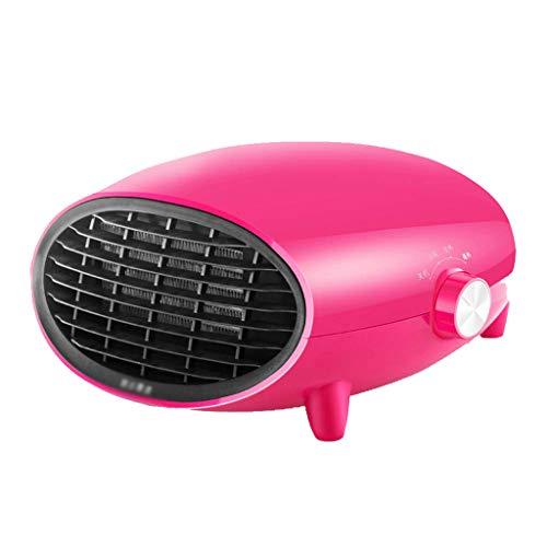Calentador Eléctrico Montaje En Pared Escritorio Rápido Aire Cálido 2000 W Impermeable 3 Modos Botón...