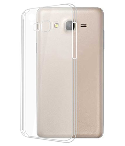 Buy 1 Get 1 SIM Card Adapter Free 0.33 mm Ultra Thin Transparent Back Covers Samsung Galaxy Core 2 G355 Silicon TPU Back Cover  available at amazon for Rs.125