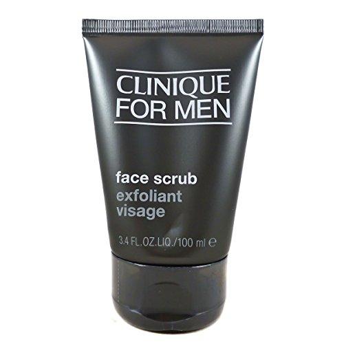 CLINIQUE - MEN face scrub 100 ml-hombre