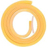 UKCOCO Collares Antipulgas para Perros Gatos Collar Antiparasitario Ajustable (Naranja)