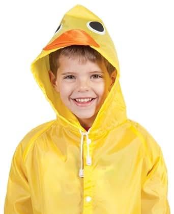 ... Cloudnine Children s Duck Raincoat(One size fits all Ages 5-12) 1cb6c42c1