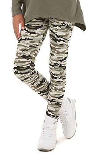 Dykmod Camouflage Mädchen Leggings Leggins Kinder hk285 140 Camouflage