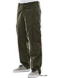 Reell Cargo Pants forest green