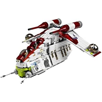 LEGO Star Wars 7676 Republic Attack Gunship: Amazon.co.uk: Toys & Games