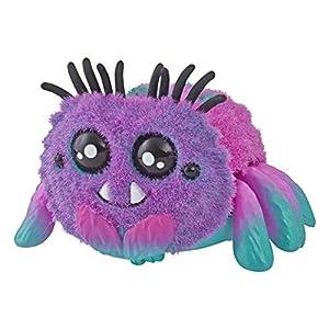 Yellies- Peluche Toofy Spooder, Multicolor (Hasbro E5382EL2)