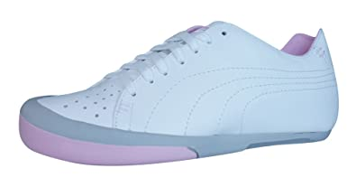 Puma French 77 Cuir baskets femmes AFY0DDKb1