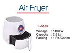 FARM HOT Digital Air Fryer 1400 Watts, 2.5 Ltr