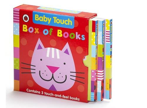 Baby Touch: Box of Books