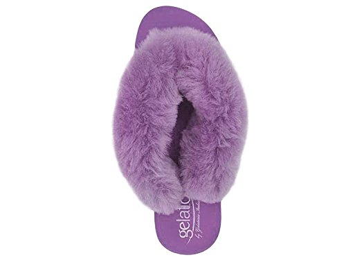gelattto , Tongs pour femme Violet Lilac Violet - Lilac