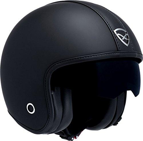 Preisvergleich Produktbild NEXX X70 CORE schwarz shiny S ohne Visierschraube