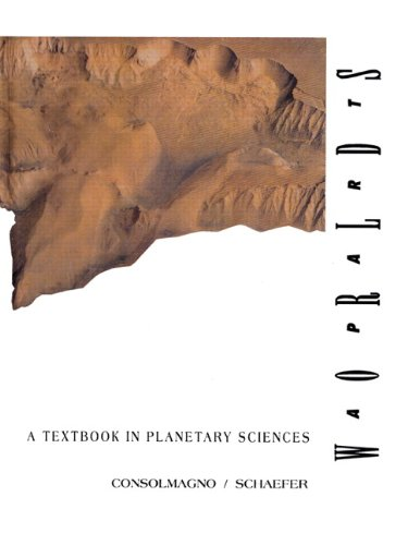 Worlds Apart:A Textbook in Planetary Sciences