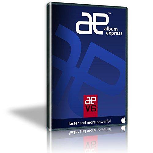 Album Express 6 Professional Mac Full -