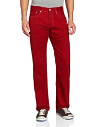 6fc2c947 Amazon.co.uk: Levi's - Red / Jeans / Men: Clothing