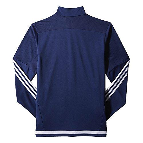 Adidas Herren Fußball Tiro 15Training Jacke Dark Blue/White/New Navy