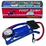 Air Pump Heavy Compressor Air Foot Pump For All Cars & All Bike Universal Heavy Compressor Impressive MultiPurpose High Pressure Air Foot Pump