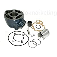 Unbranded 65 CCM Sport Racing Zylinder KIT Set KOMPLETT für Generic Trigger SM 50 Zylinderkit