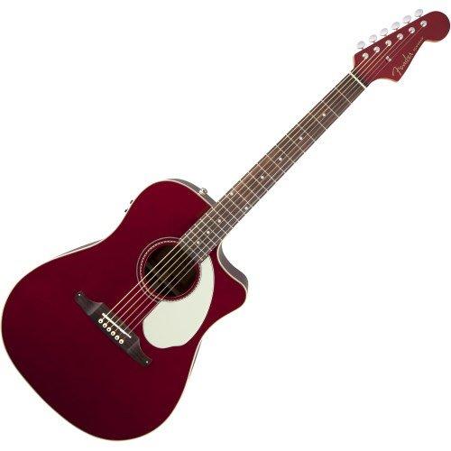 Fender Sonoran SCE CAR · Guitarra acústica