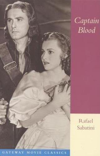 Book cover for Captain Blood
